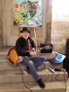 Serge guitariste