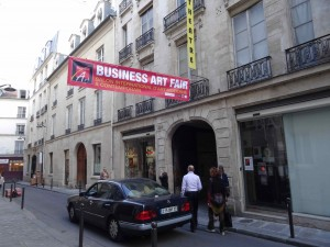 Business Art - Rue de Nesle