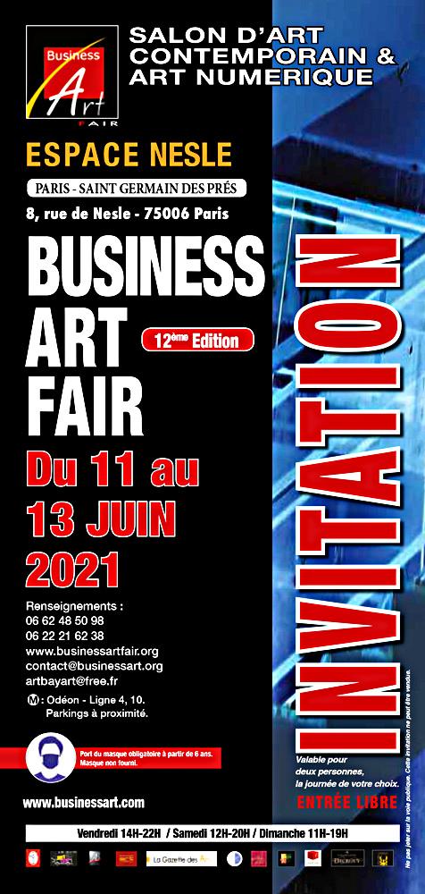 INVIT BUSINESS-ART recto