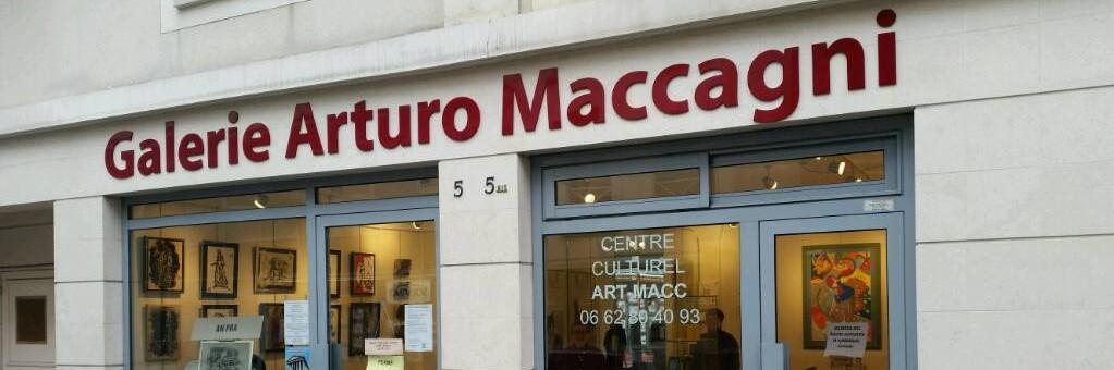 Galerie Arturo Maccagni – Centre culturel ART-MACC
